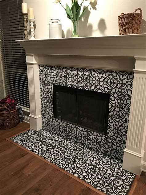 27 stunning fireplace tile ideas for your home faux