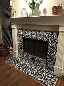 20, Awesome, Fireplace, Tile, Ideas