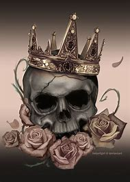 Best Skull Crown Ideas And Images On Bing Find What Youll Love