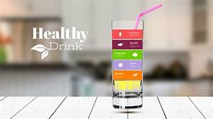 Healthy Drink  U2013 Prezi Presentation Template