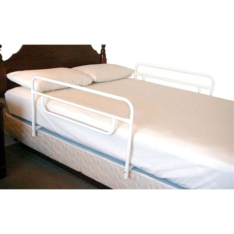 Bed Handrail - bed rails security half bed rail for home beds