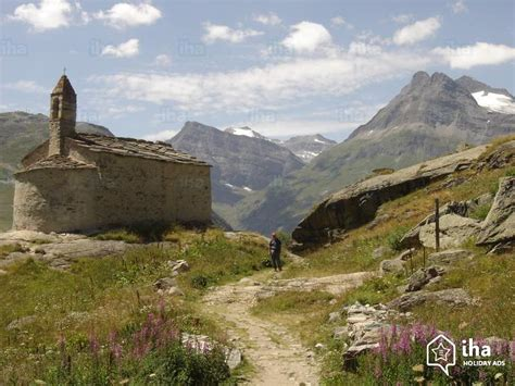 chalets in tignes le lac chalet for rent in tignes le lac iha 73060
