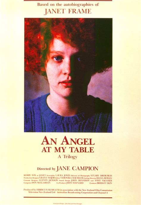 an angel at my table an angel at my table movie poster 2 of 2 imp awards