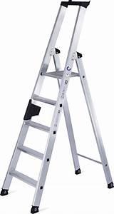 Stehleiter 8 Stufen : g nzburger stehleiter alu 8 stufen online kaufen ~ Buech-reservation.com Haus und Dekorationen