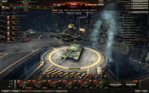 garage world of tanks mods curse