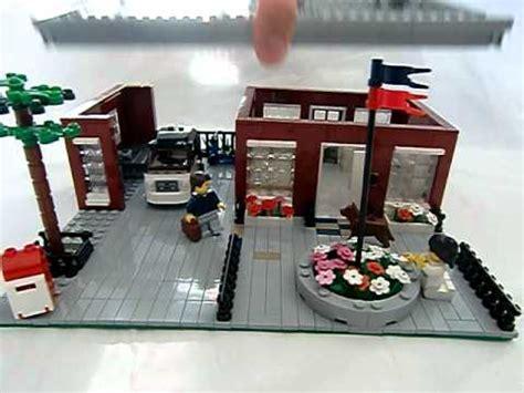 Moderne Lego Häuser by Lego Modern Villa Review Town House