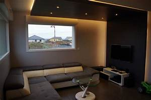 Eclairage Indirect Plafond : 16 id es d 39 clairage indirect plafonds murs meubles ~ Melissatoandfro.com Idées de Décoration