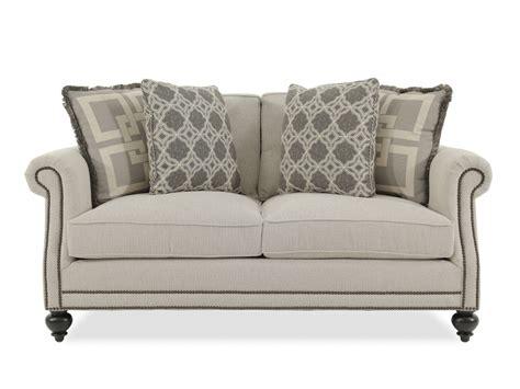 Bernhardt Upholstery Brae Sofa by Bernhardt Brae Loveseat Mathis Brothers Furniture