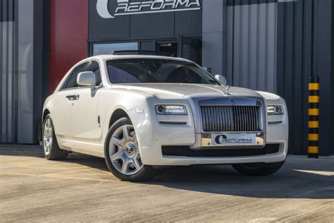Gambar Mobil Rolls Royce Ghost by Rolls Royce Ghost Reforma Uk