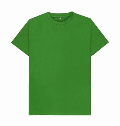 Shirt Plain Organic Shirts Leaf Classic Rapanuiclothing