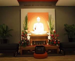 Altar And Buddha Rupam At NEO Centre Happy Garden Kuala
