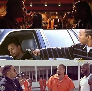 Terrence Howard Ludacris 2015