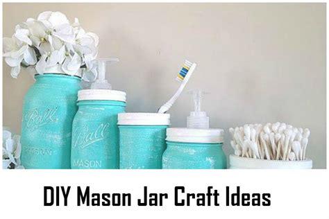 jar ideas diy diy mason jar craft ideas do it yourself ideaz