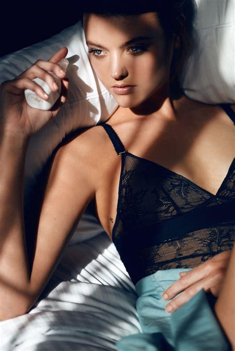 montana cox for david jones lingerie fashion gone rogue