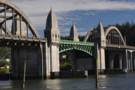 bridgehuntercom siuslaw river bridge