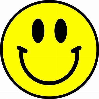 Face Clipart Smily Smiley Transparent Happy Emoji