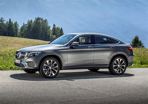 Mercedes Glc Coupe by Mercedes Glc Class Coupe Review 2016 Parkers