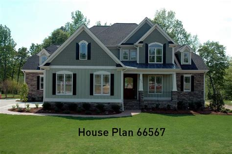 updated craftsman house plans family home plans