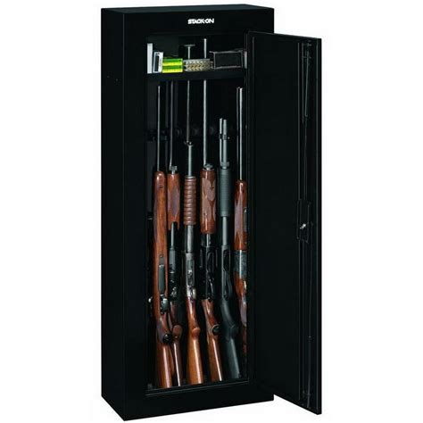 stack on 8 gun security cabinet stack on 8 gun steel security cabinet 89 99 valid on