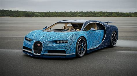 The bugatti chiron presents itself as the marriage of performance and luxury—can lego make a set which feels premium enough to live up to this let's get right to it—this is a premium lego technic set with a premium pricetag. Life-Sized LEGO Technic Bugatti Chiron to be Displayed at LEGOLAND California - The Brick Fan