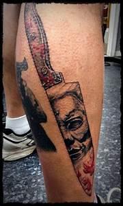 Helloween The Dark Ride Tattoo