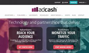 Adcash Review - Monetize with One of the Best Adsense