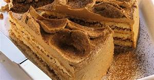 Kaffeecremetorte Rezept Küchengötter