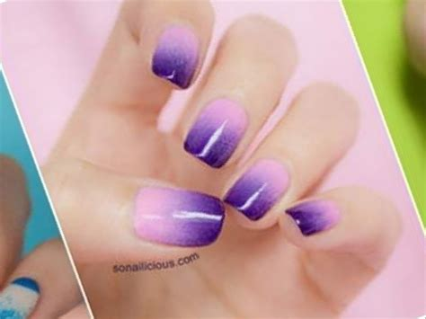 nail colors and designs two color nail designs 25 photos picsrelevant