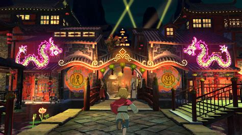 Ni No Kuni 2 Revenant Kingdom Continues To Look Gorgeous In New Trailer And Screenshots