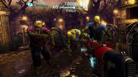 Drop Dead Review A Fun Arcade Shooter For Rift And Gear Vr