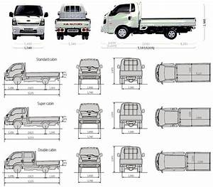 42 Best Images About Kia K2700 Doble Cabina 4x4 On