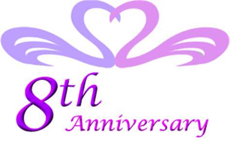 5388 eighth wedding anniversary gift 8th wedding anniversary gift ideas 8th