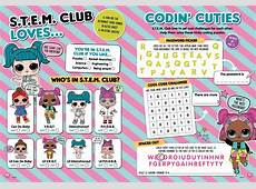 Annual LOL Surprise Dolls 2019 Calendar Club UK