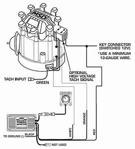 Msd 6a Wiring Diagram Gm Hei