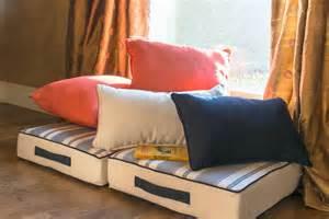 Reading Nook Floor Pillow