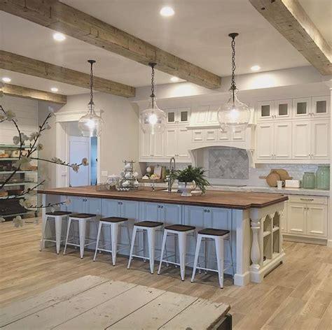 ideas  large kitchen island  pinterest