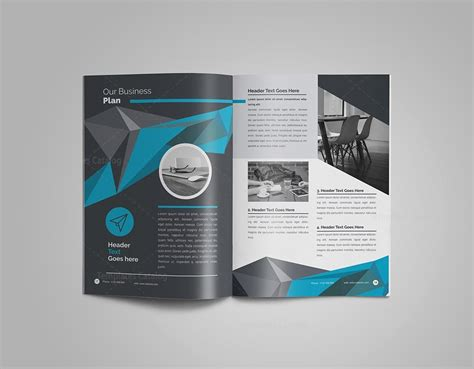 Magazine Template Mega Professional 24 Pages Magazine Template 001102