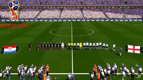 Croatia England Semi Final Fifa World Cup Russia