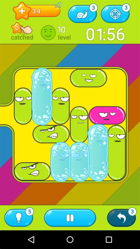 jelly puzzle games  android