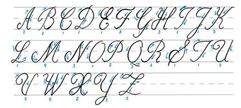 Q In Cursive How To Write A Q In Cursive Quora