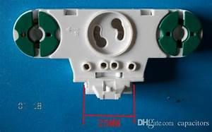 2018 Mix 7kinds Double Head G5 T5 G13 T8 Lamp Holder Light Socket For Led Light Tube From