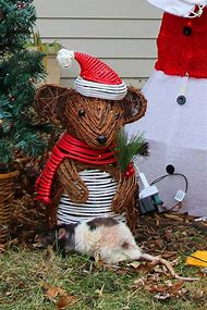 menards christmas decorations