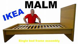 Ikea Malm Bed Assembly Instructions