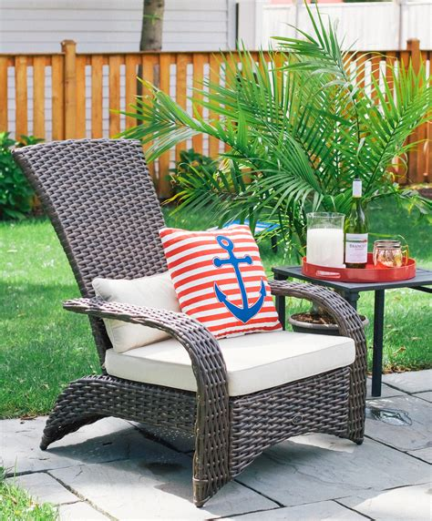 update patio with kmart so chic