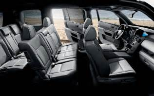 Truck Tailgate Chair by 2015 Honda Pilot Vs Toyota Highlander Comparison Review By