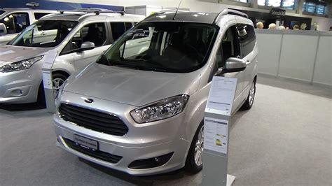 ford tourneo courier titanium 2017 ford tourneo courier titanium exterior and interior z 252 rich car show 2016