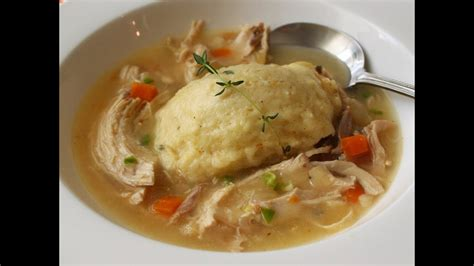 Stewed Chicken With Thyme Creme