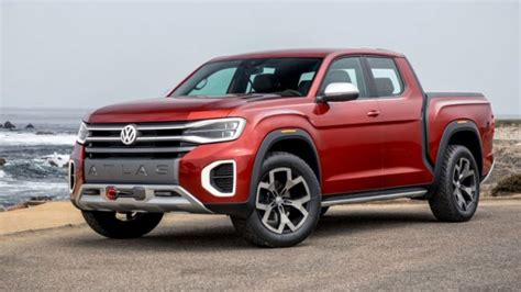 New Vw Truck by Volkswagen Is Seriously Considering A Truck For The