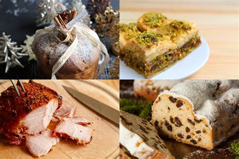 traditional christmas food    world goodtoknow