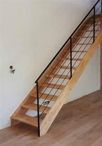 Fabrication D Un Escalier Droit En Bois Fashion Designs